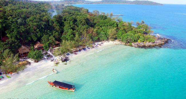 Rubix Navigation | Cambodia: Tourism Vacation City attracts Chinese